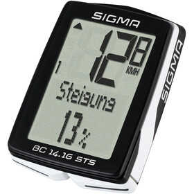 SIGMA SPORT BC 14.16 STS Ciclocomputer senza fili